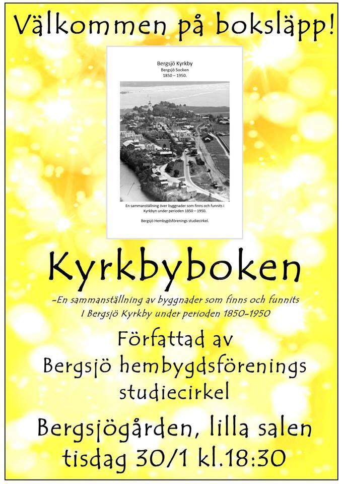 Boksläpp - Kyrkbyboken, Bergsjö
