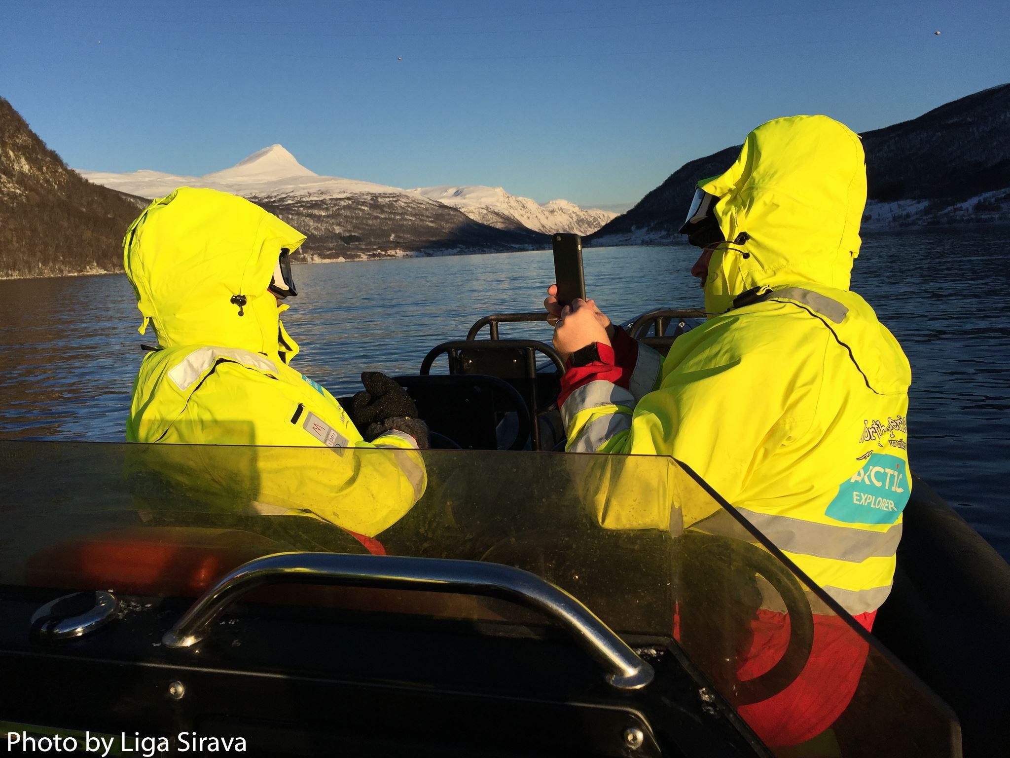 Fjord Adventure by RIB - Tromsø Safari