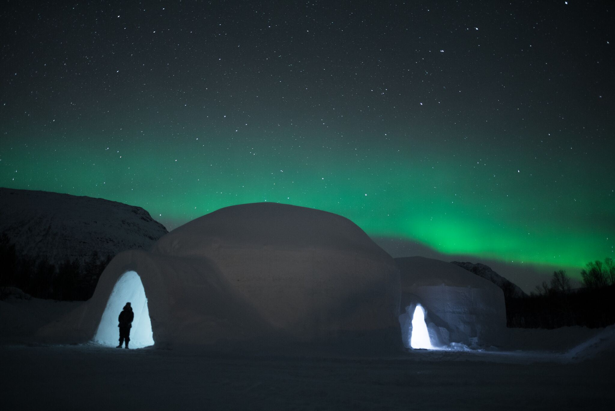 Ice hotel: Tromsø's latest attraction - Destination Tromsø