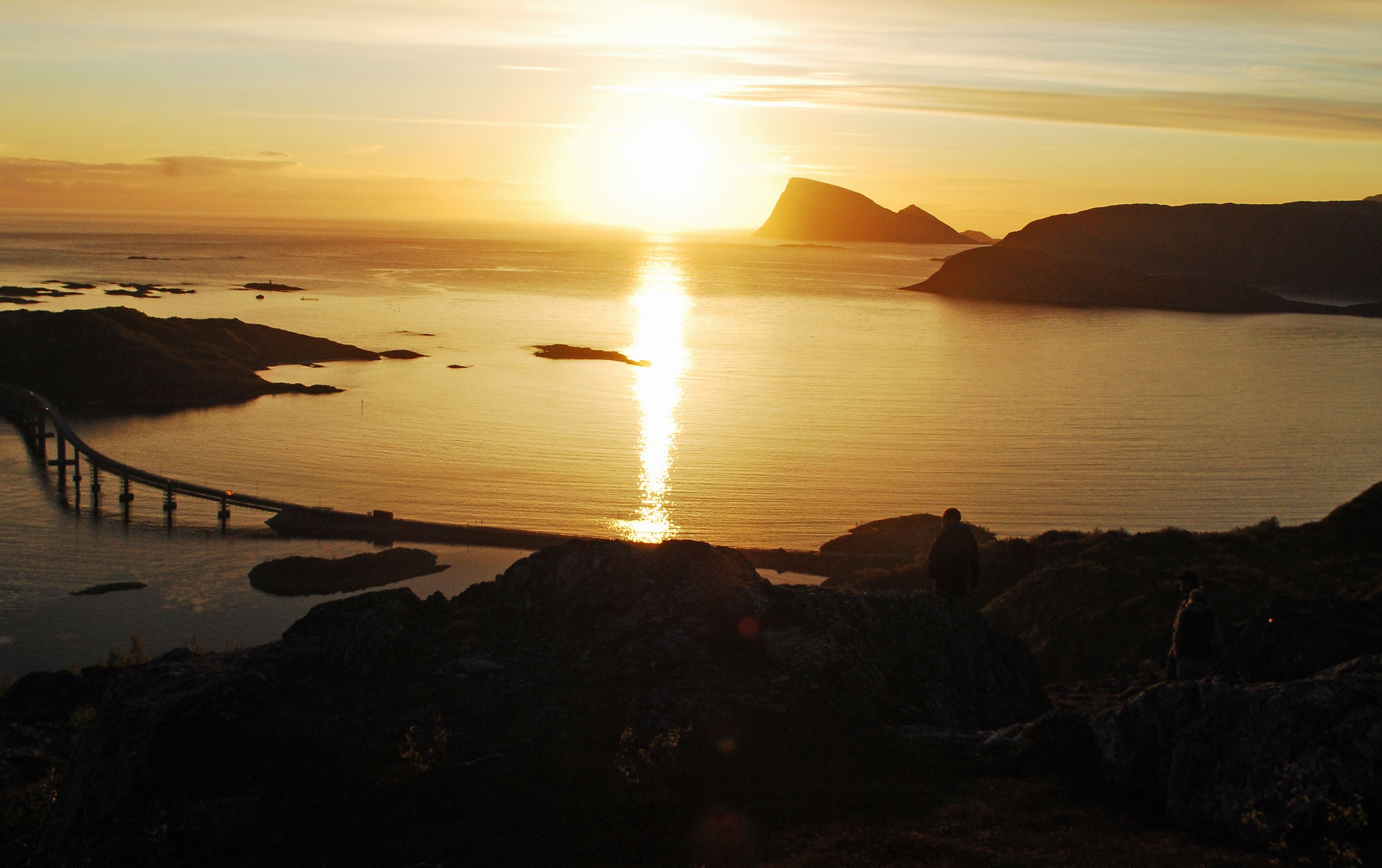 Midnight Sun Experience by RIB - Tromsø Safari