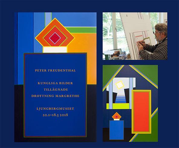 Utställning: Kungliga bilder tillägnade Dtrottning Margarethe