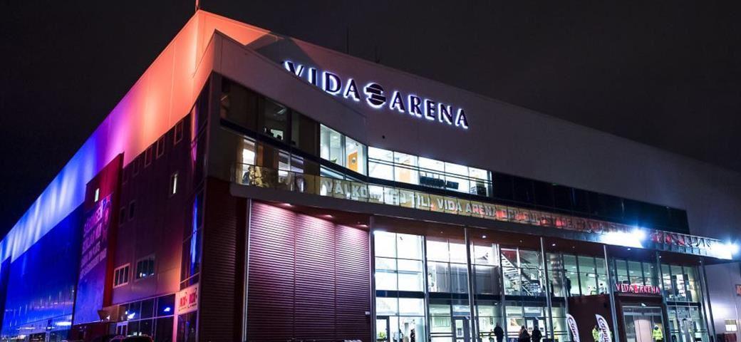 Idrott: Hockey - Champions hockey league final,  Lakers - JYP Jyväskylä