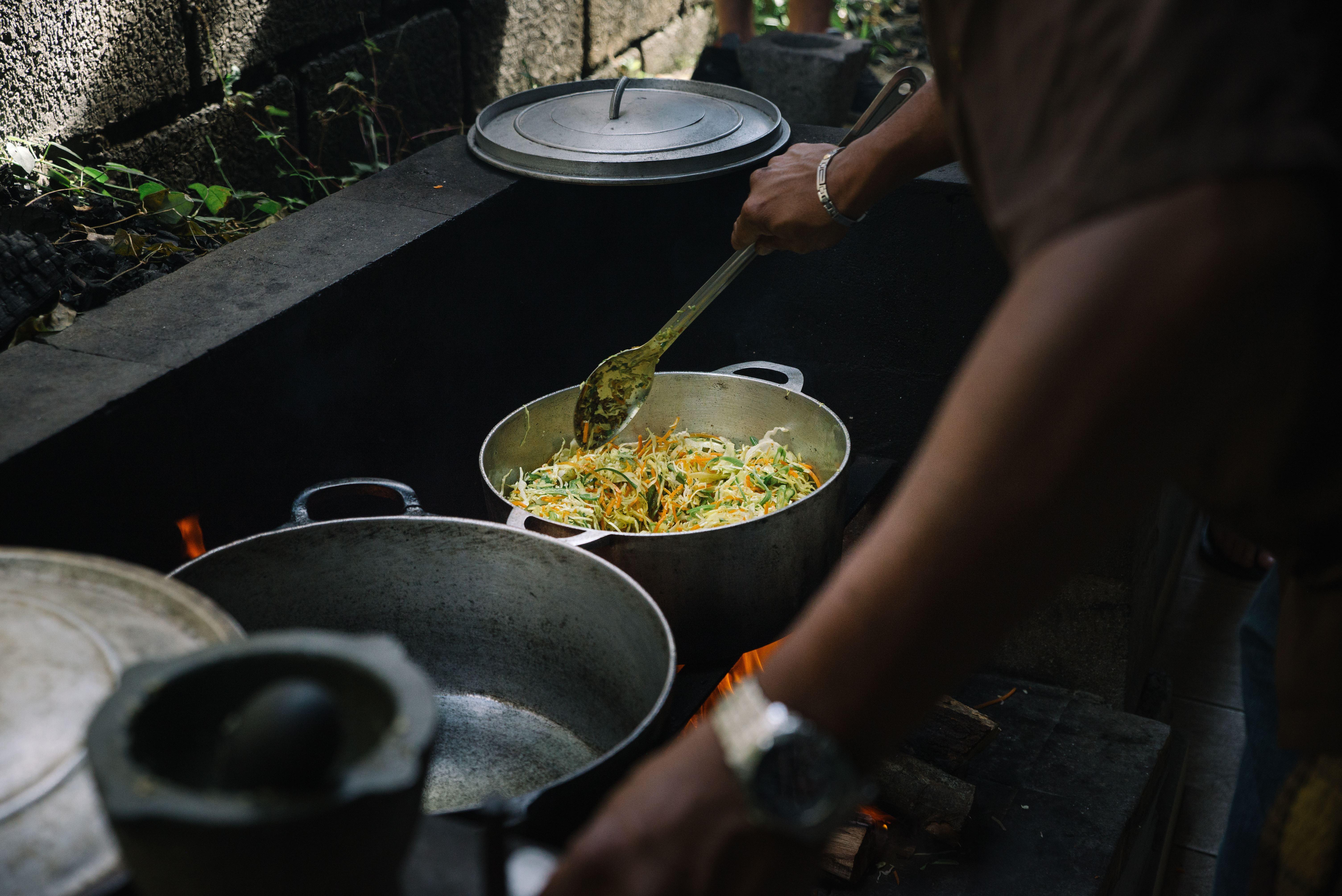 Marché et cuisine créole au feu de bois (Far Far Kréol)