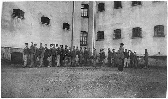 Pub Old Prison