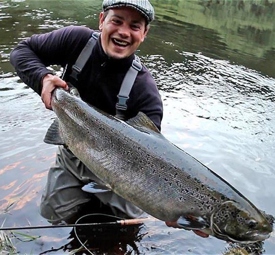 Dahlbomsgård & fishing