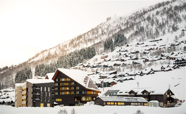 Sverre Hjørnevik - 18, Myrkdalen Resort