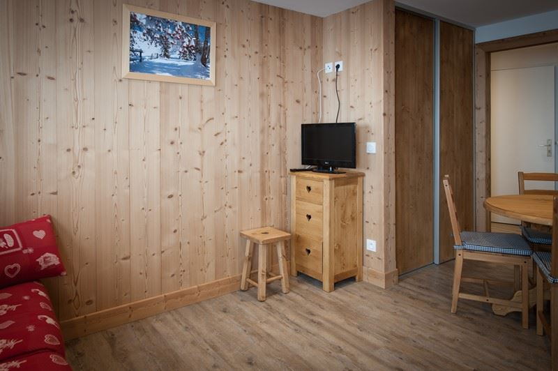 Studio 4 Pers 150m from the slopes / Median 114