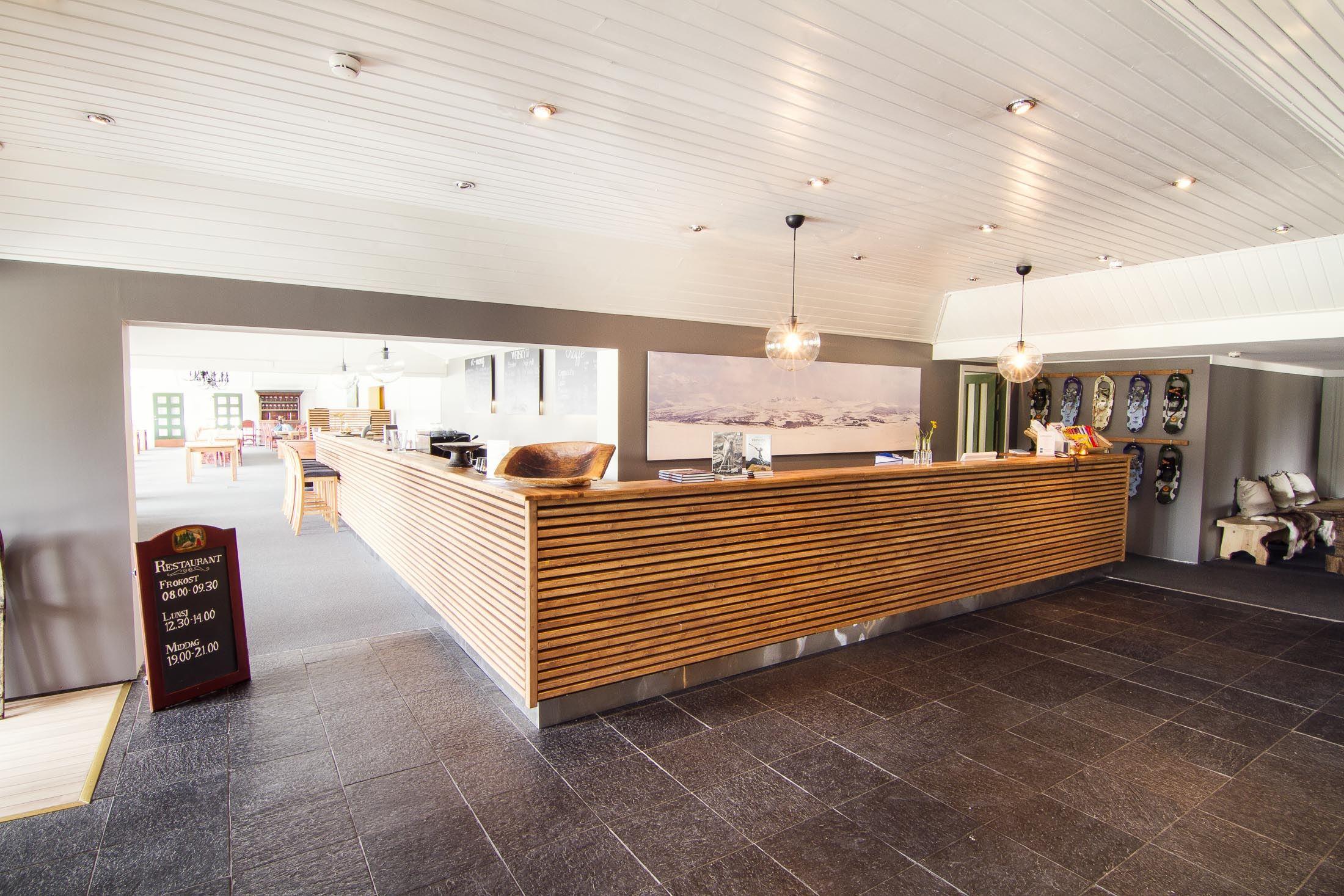 Rondane Høyfjellshotell - restaurant