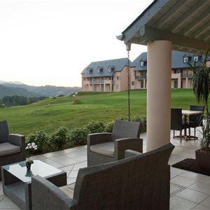 © Golf country club de la Bigorre, HPH134 - Hôtel haut de gamme sur le golf