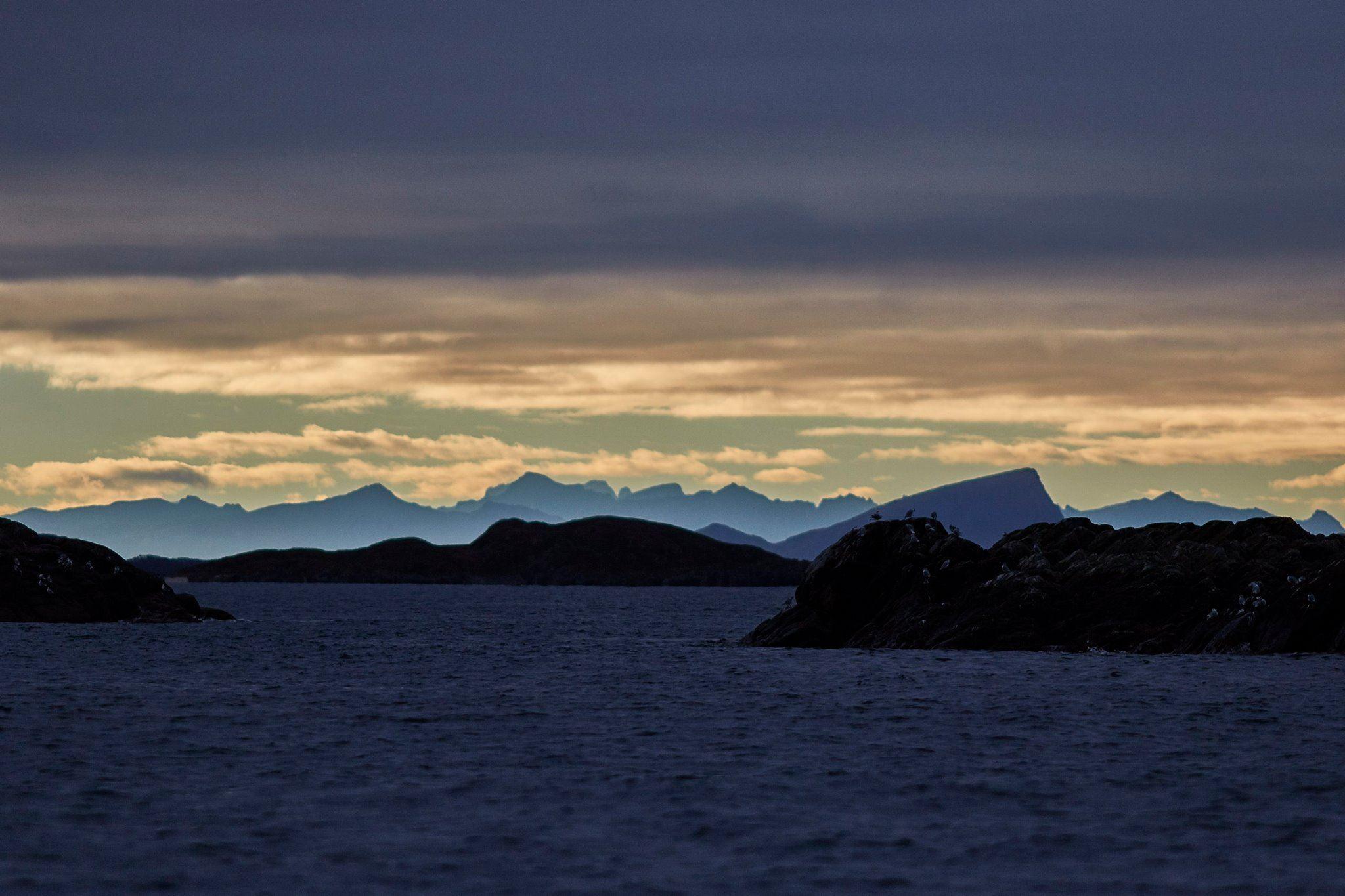 Fjord safari by Rib-boat - Green Gold of Norway