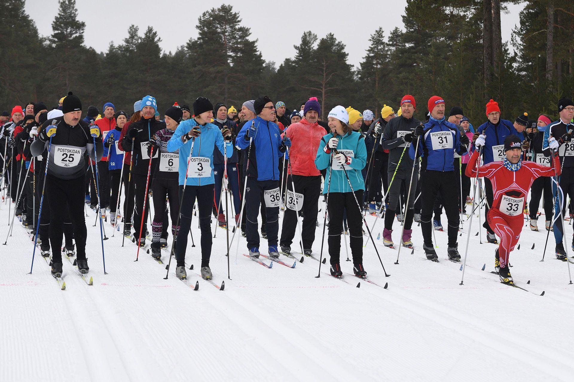 Skidor på hemmaplan i Malmö