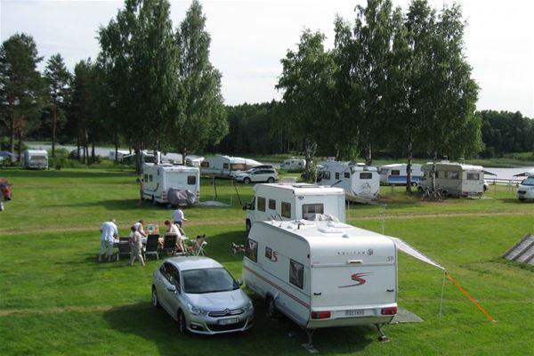 Siljansnäs Camping och stugor