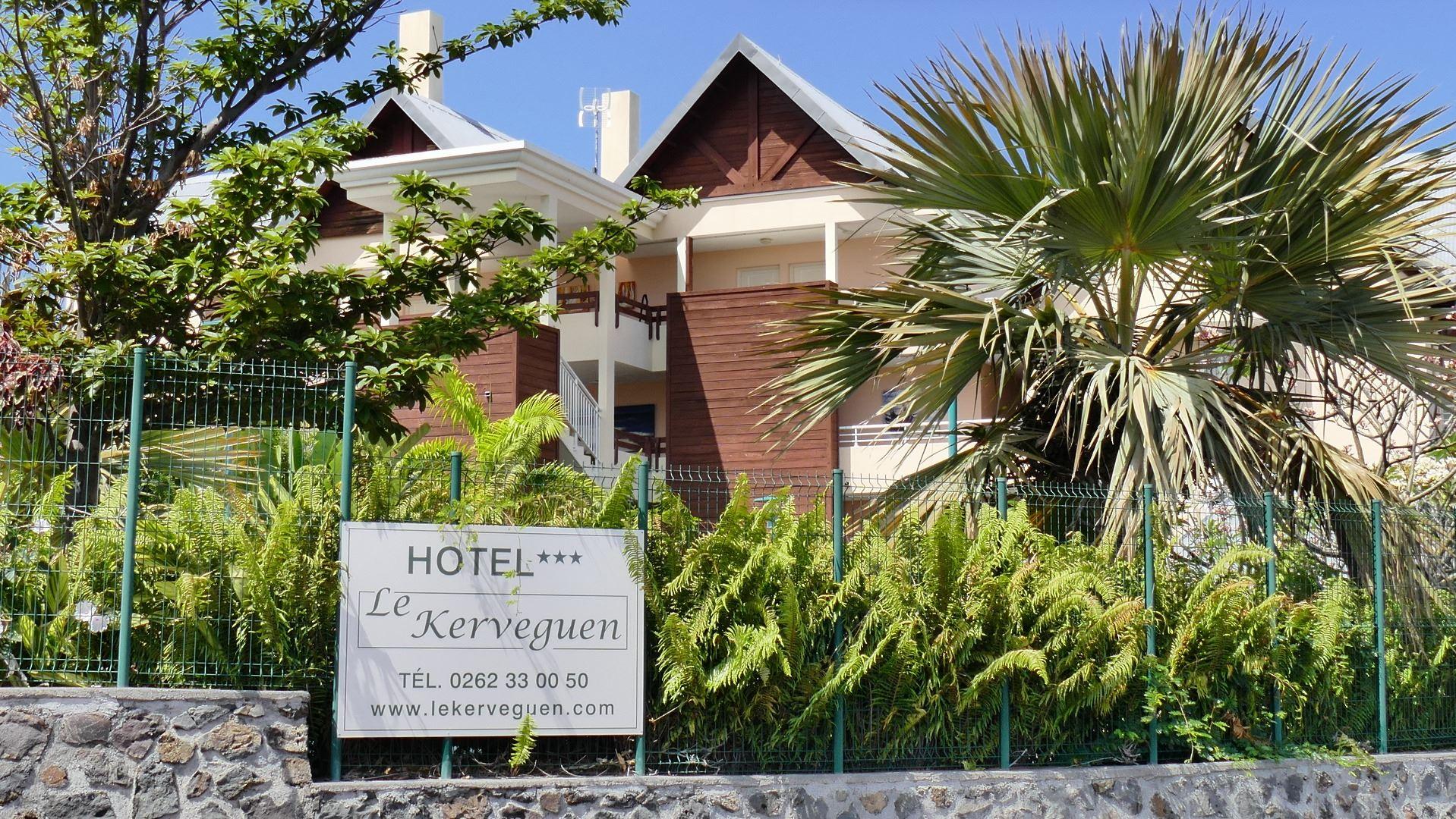 Hôtel Le Kerveguen***