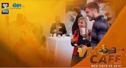 VM café med Helena Ekholm-mixstafett live
