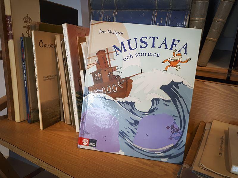 Vinterlovskul på Marinmuseum - Mustafa och stormen eller Galjonsjakten