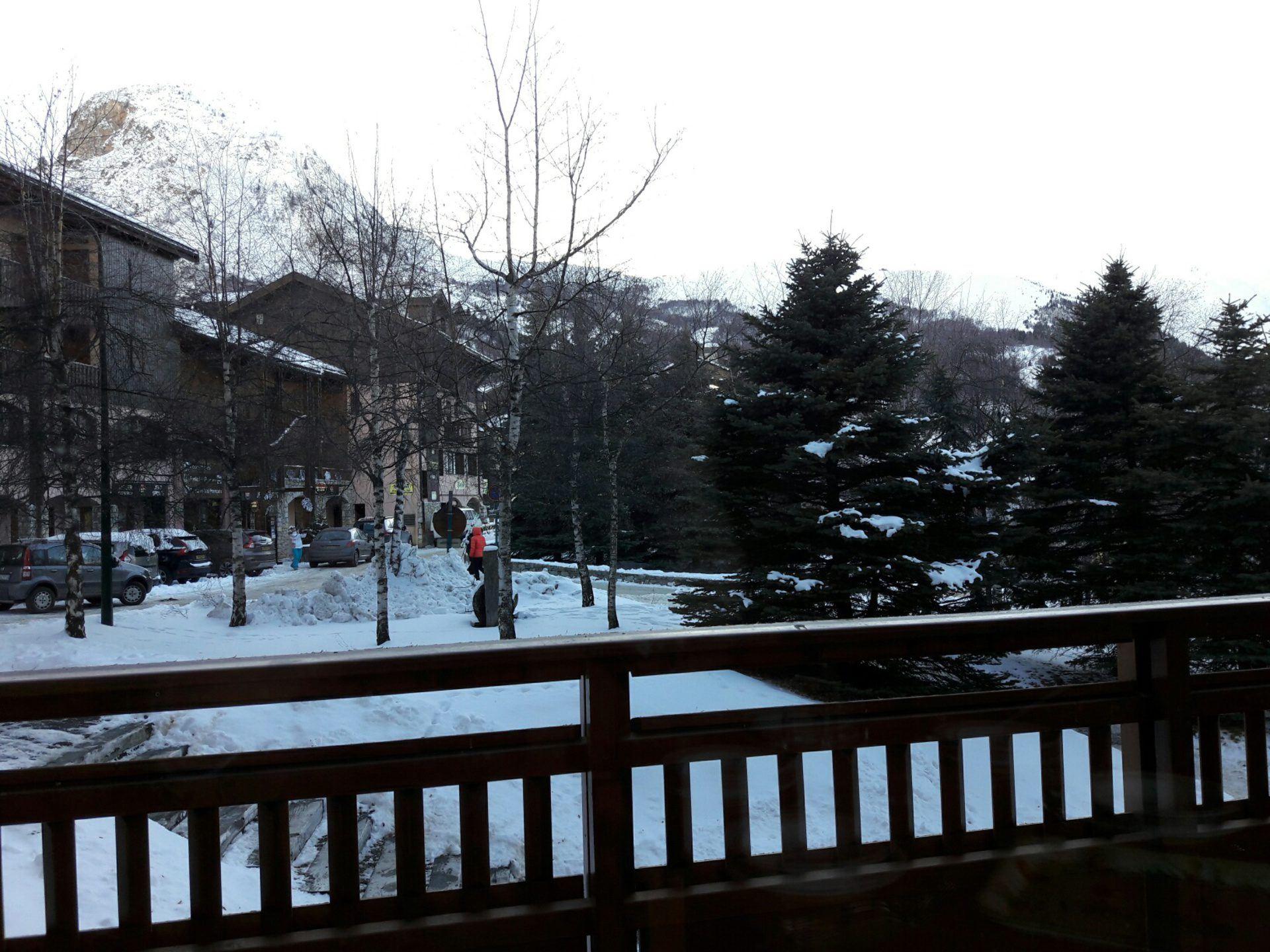 2 Pièces cabine 6 Pers skis aux pieds / BALCONS DE TOUGNETTE 5