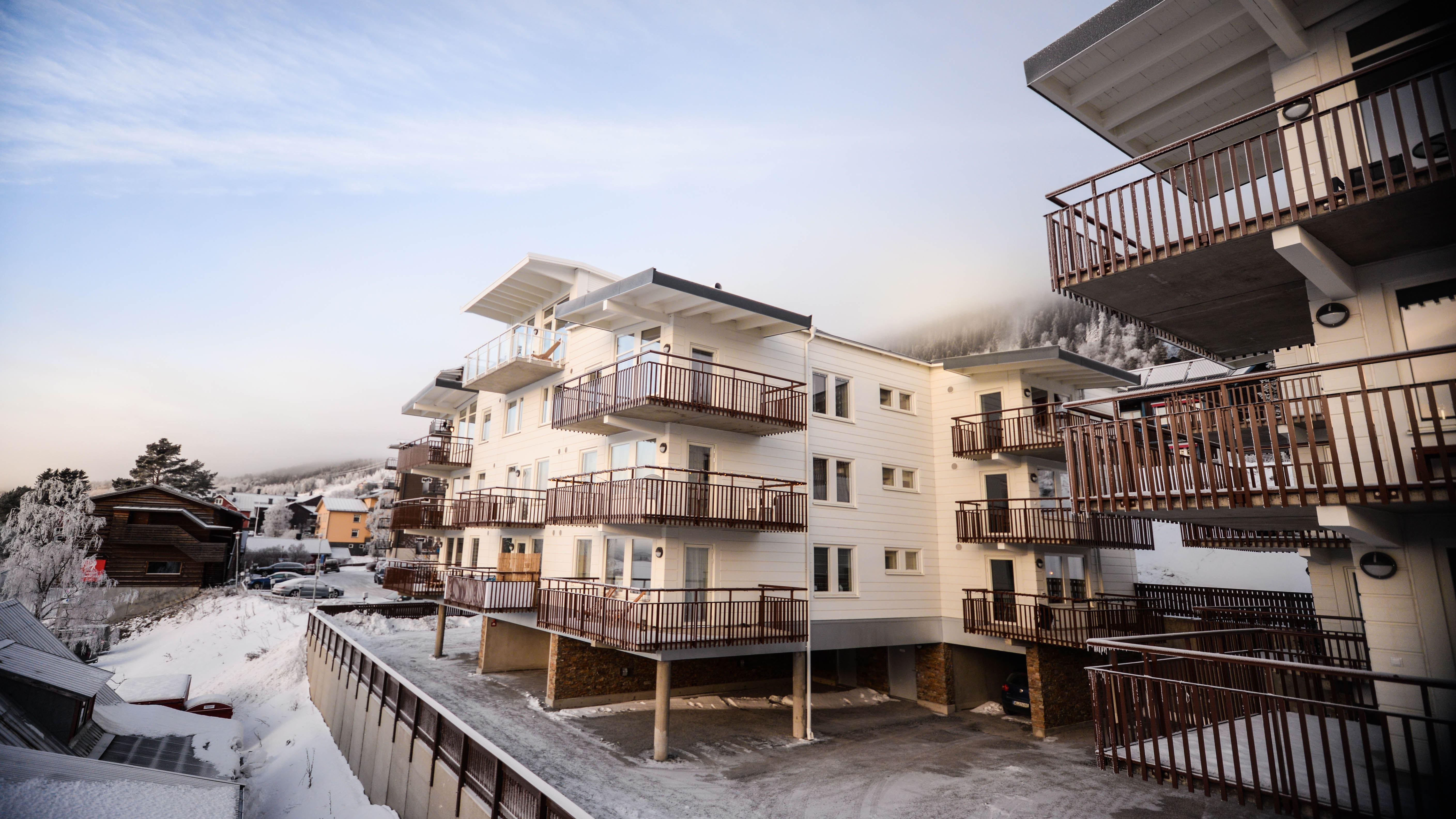 Årevägen 130 - Centrala lägenheter i Åre