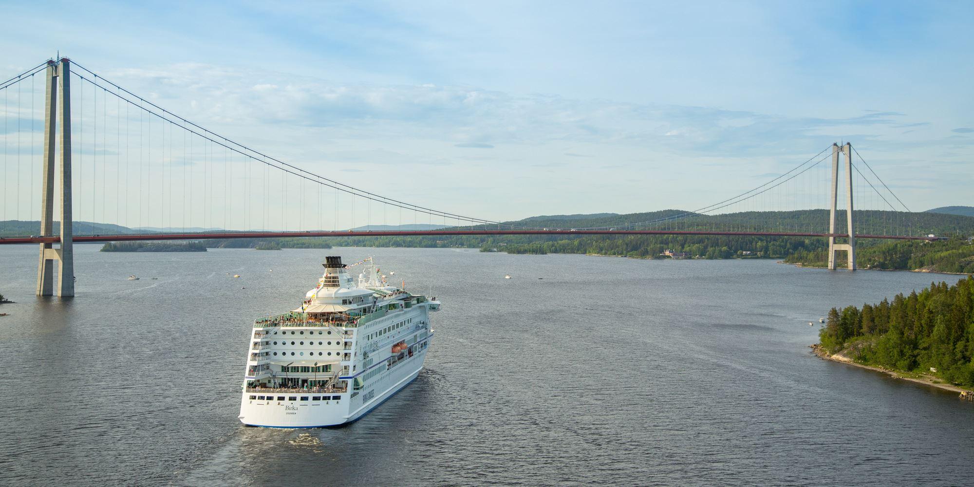 Birka Cruises till Höga Kusten