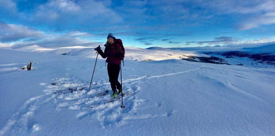 Introkurs: randonnée og skred i Rondane