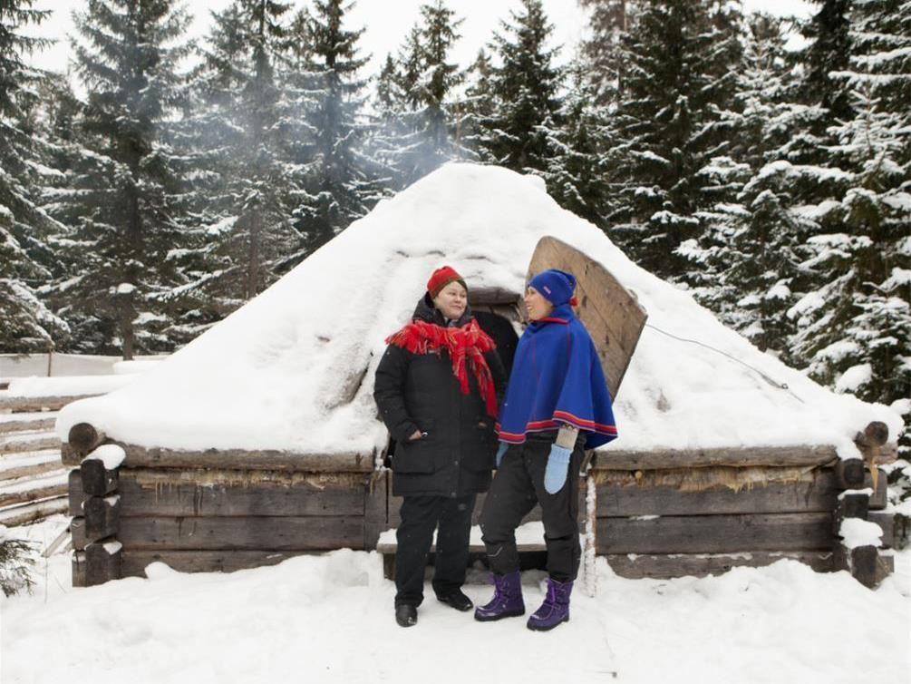 Malin Grönborg, Samiska veckan - Ubmejen Biejvieh