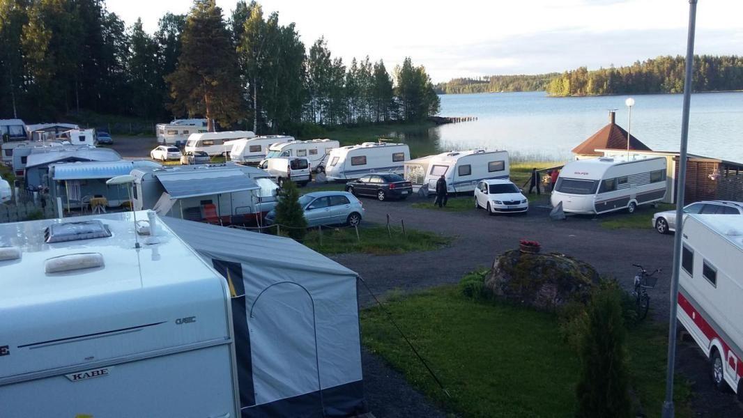SF-Caravan Campsite