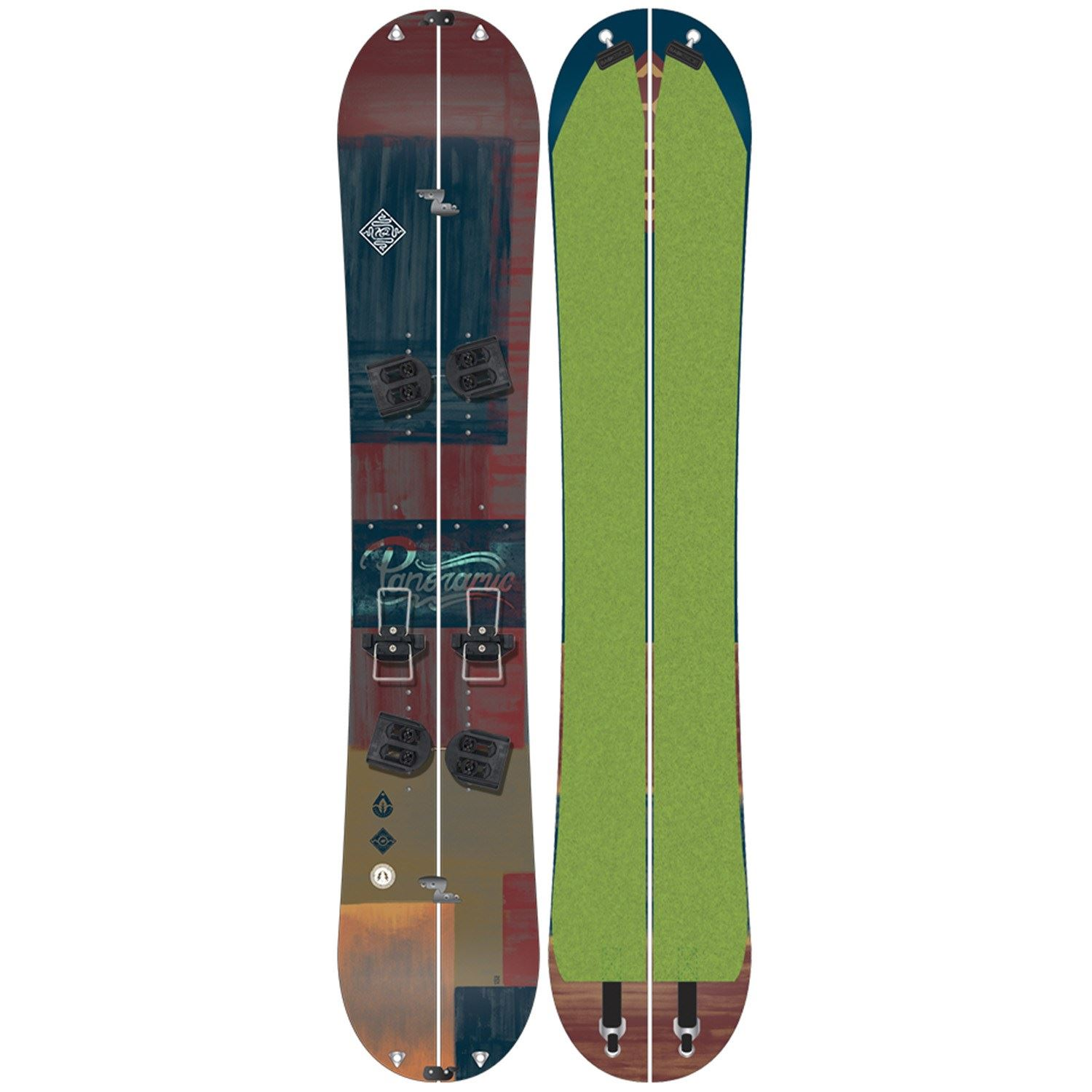 105. Splitboards and Splitboard Package (book just the board, or the board first and add boots to the order)