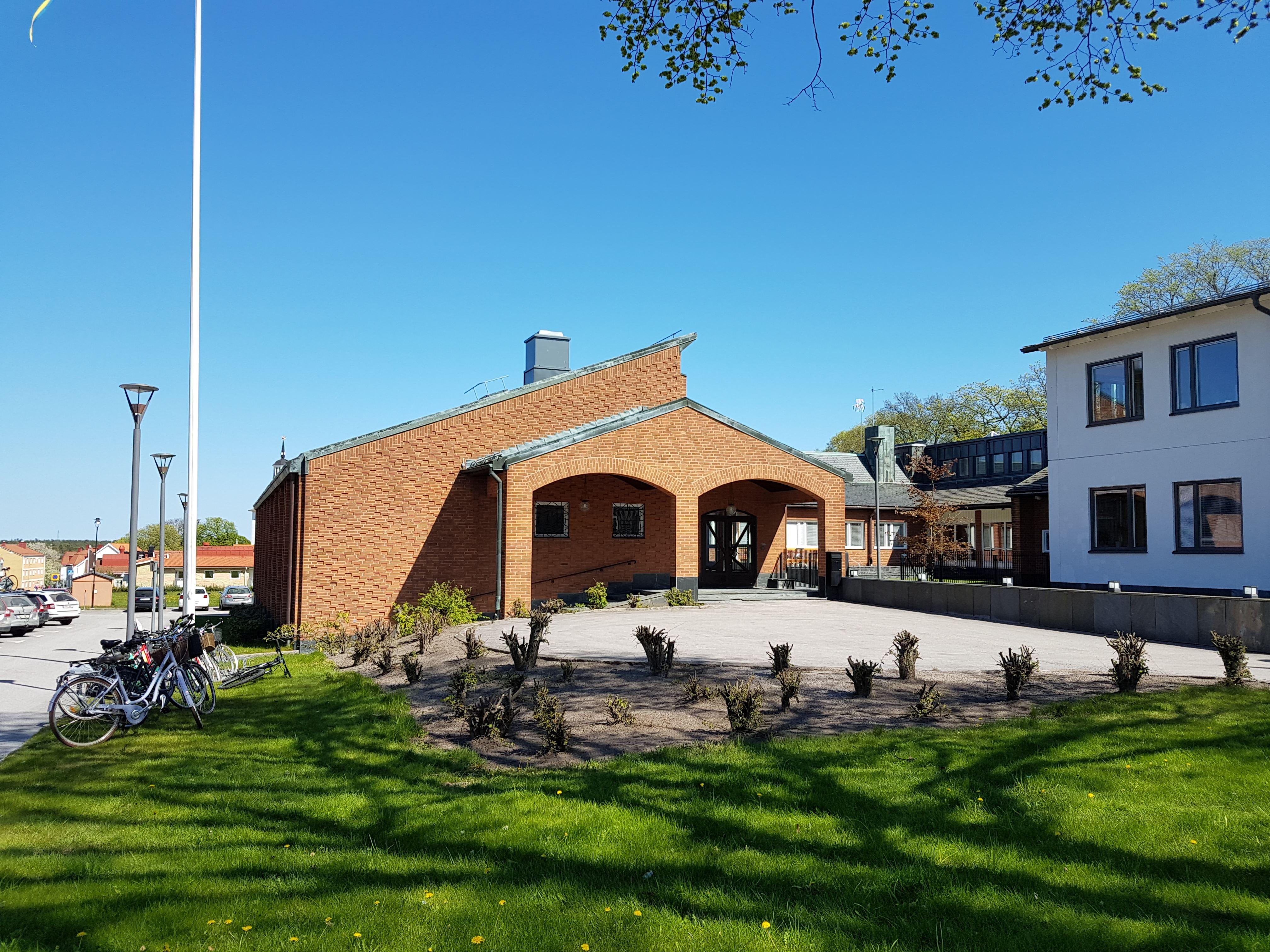 Sportlovskul i Ankarsrum