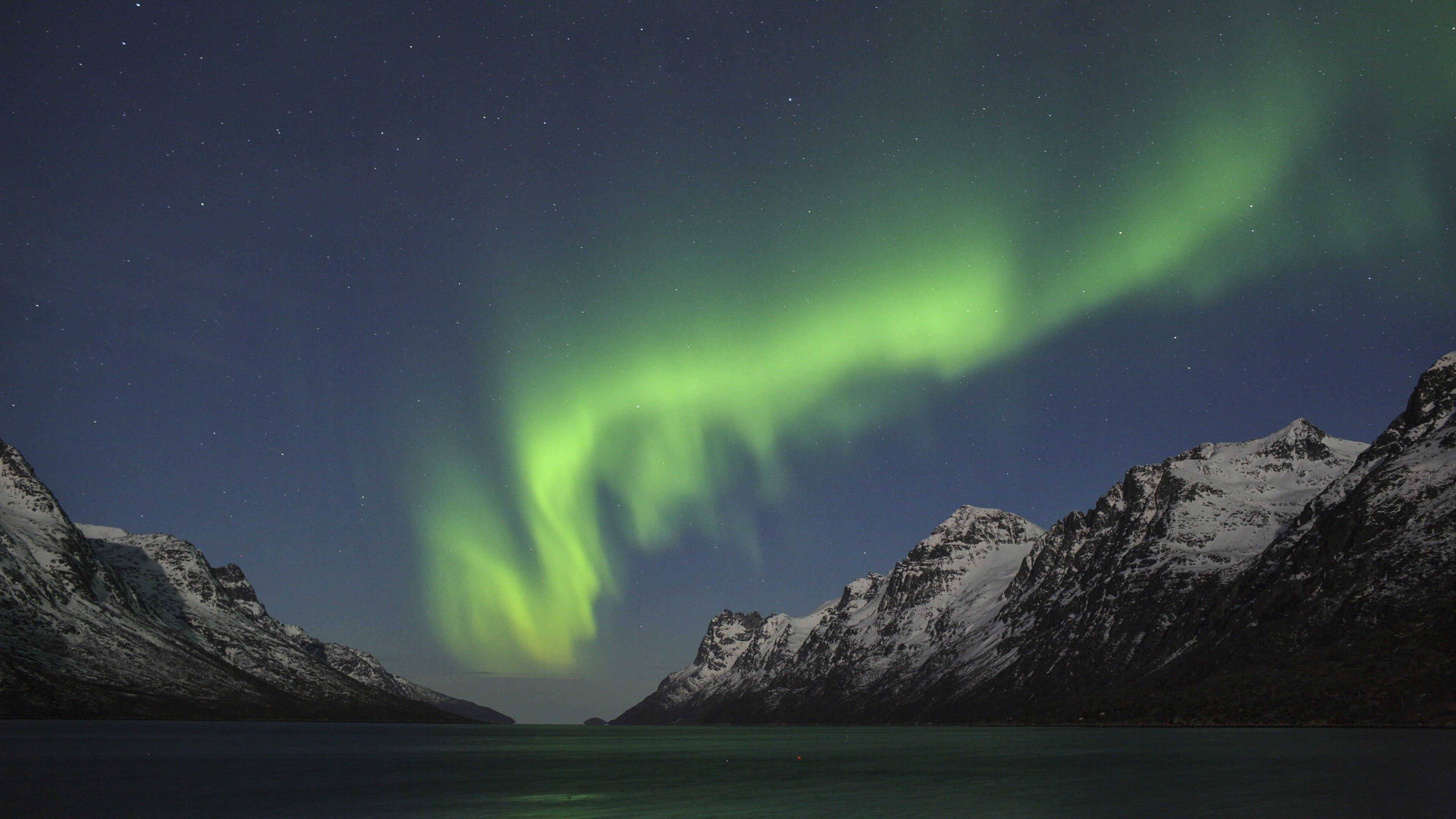 Aurora - Northern Lights Bus tour – Ersfjordbotn Brygge