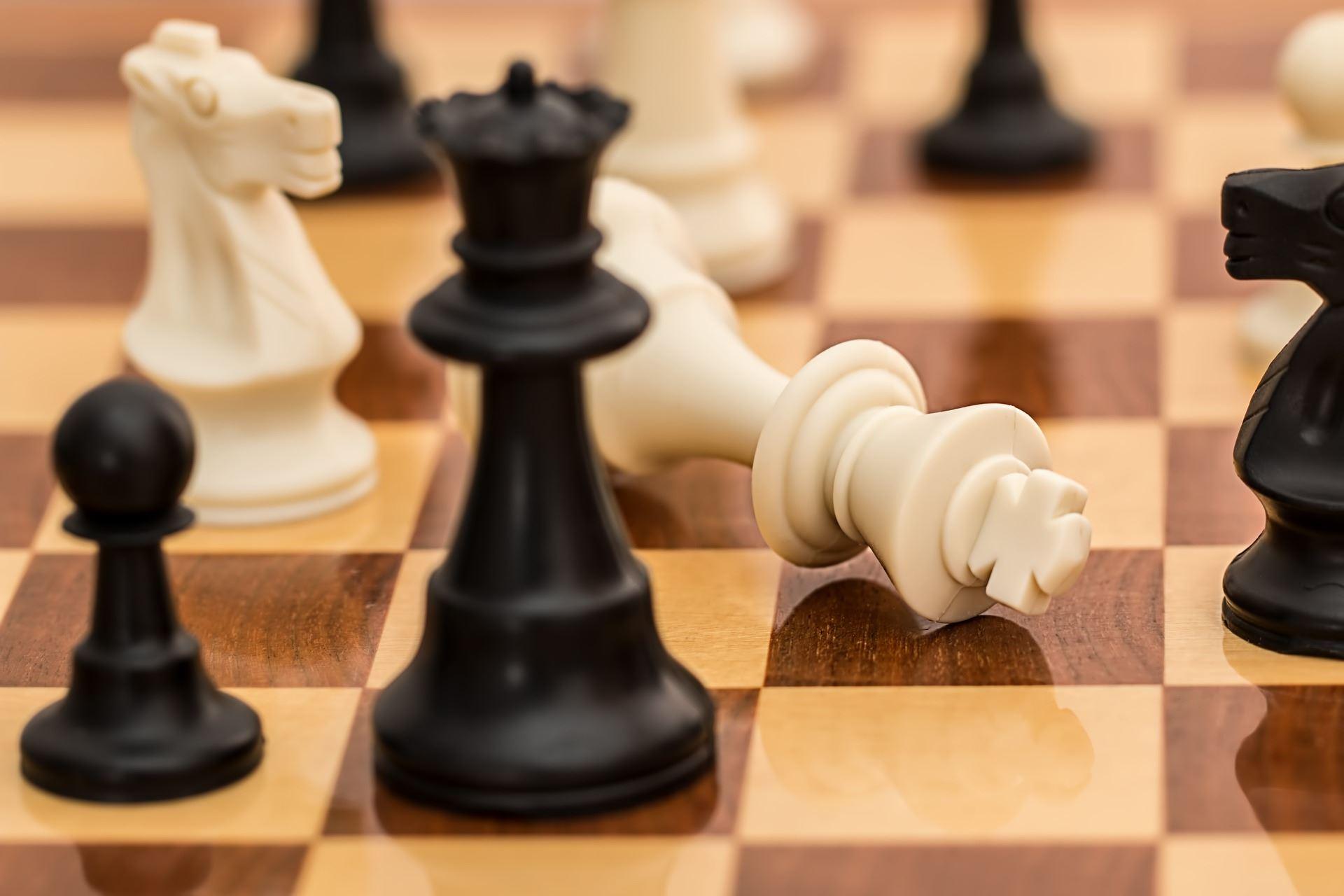 Sportlovskul - Prova på schack