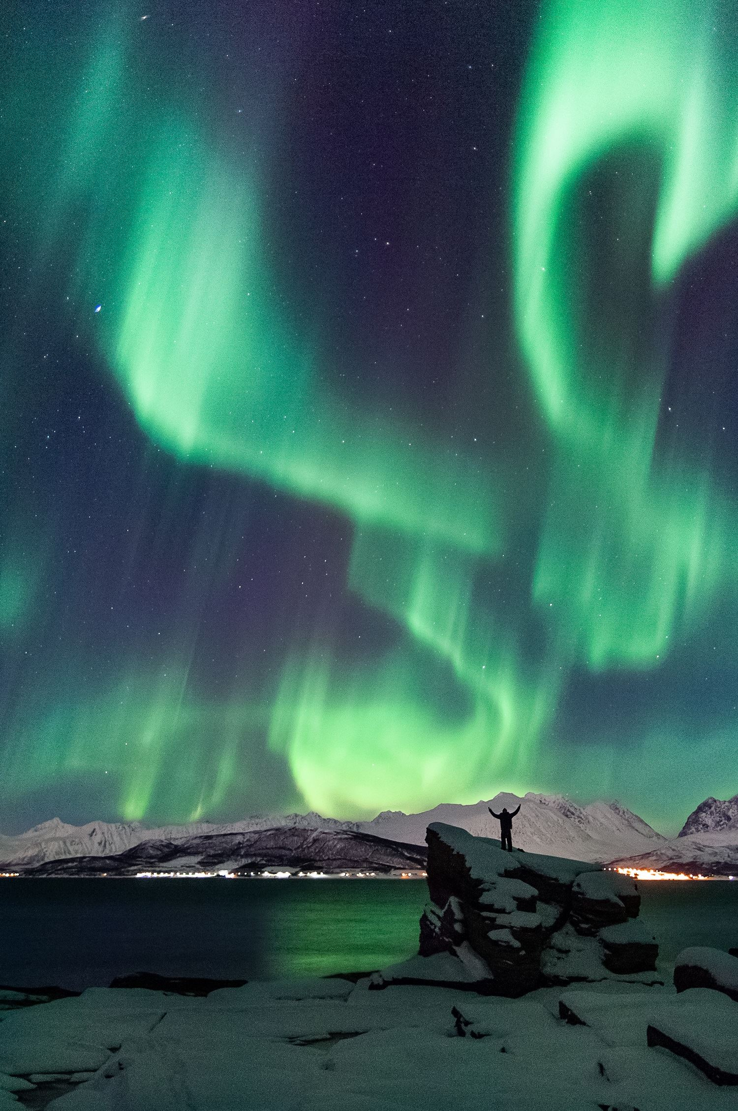 Aurora VIP - Den råeste måten å oppleve nordlyset på!