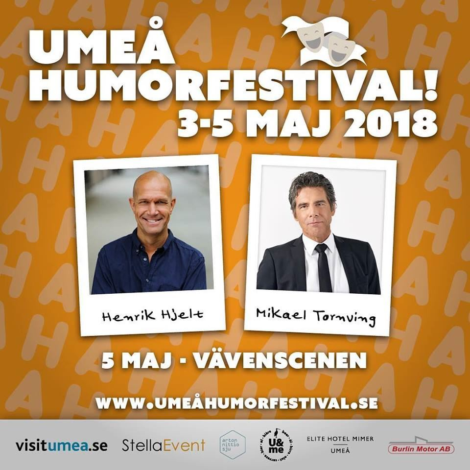 Umeå humorfestival