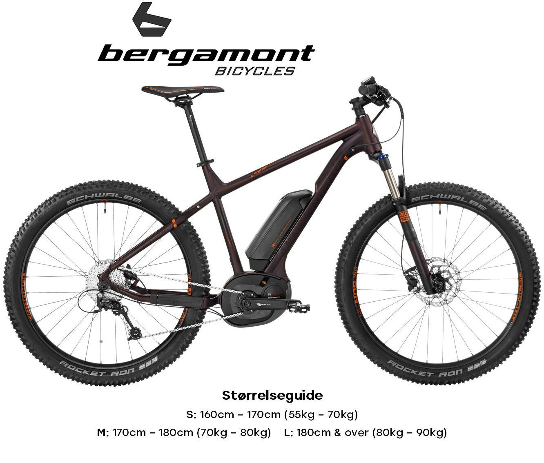 Electric bicycles | Bergamont E-Roxter