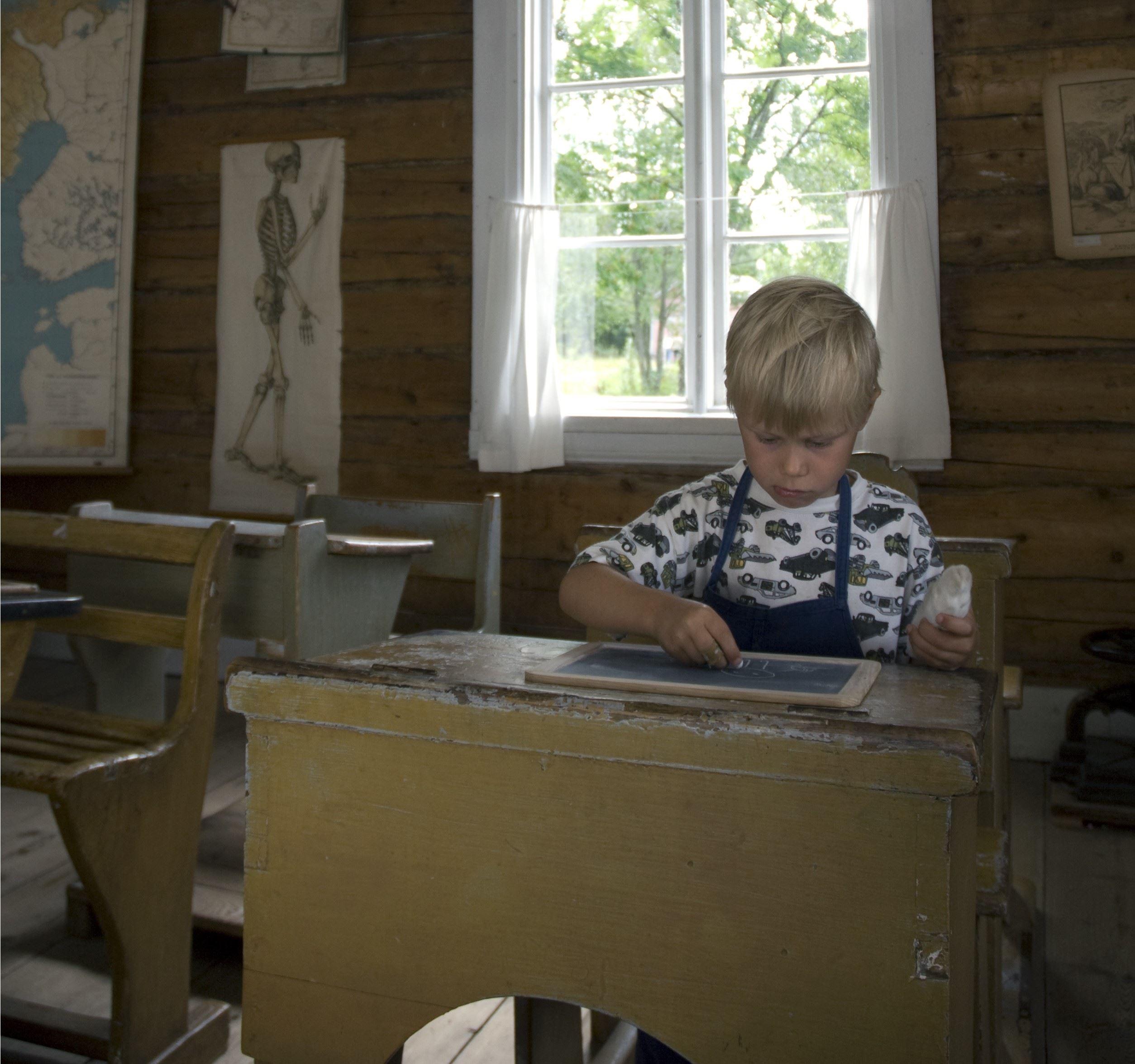 Summer at Västerbotten museum