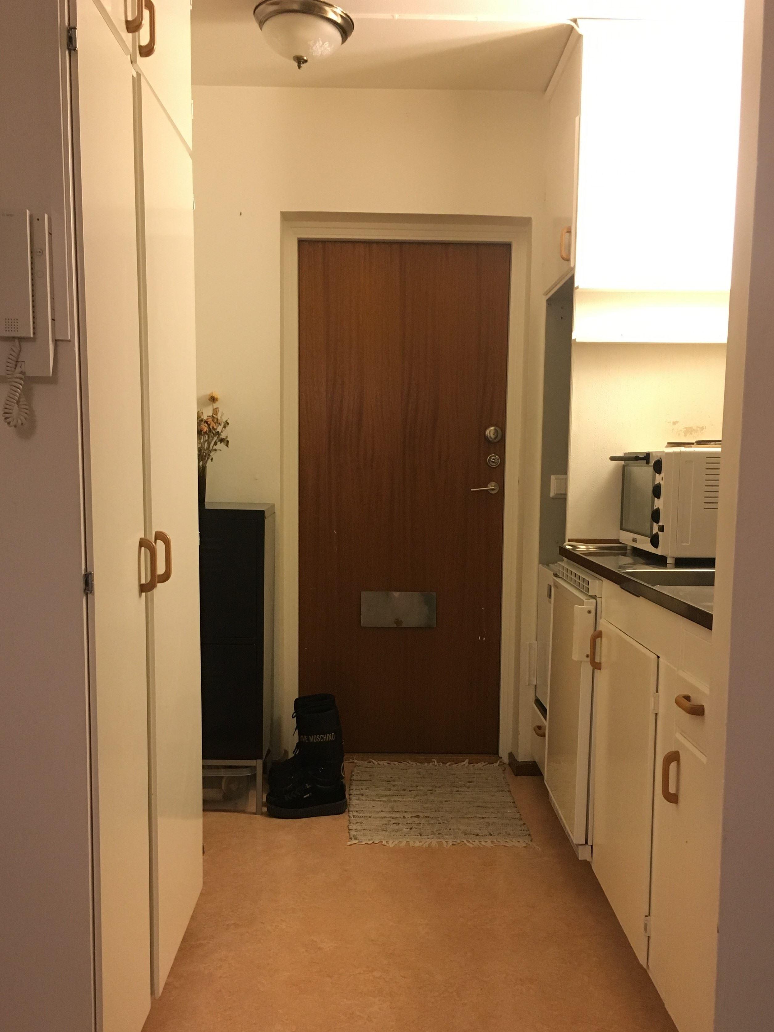 HL014 Lägenhet centralt