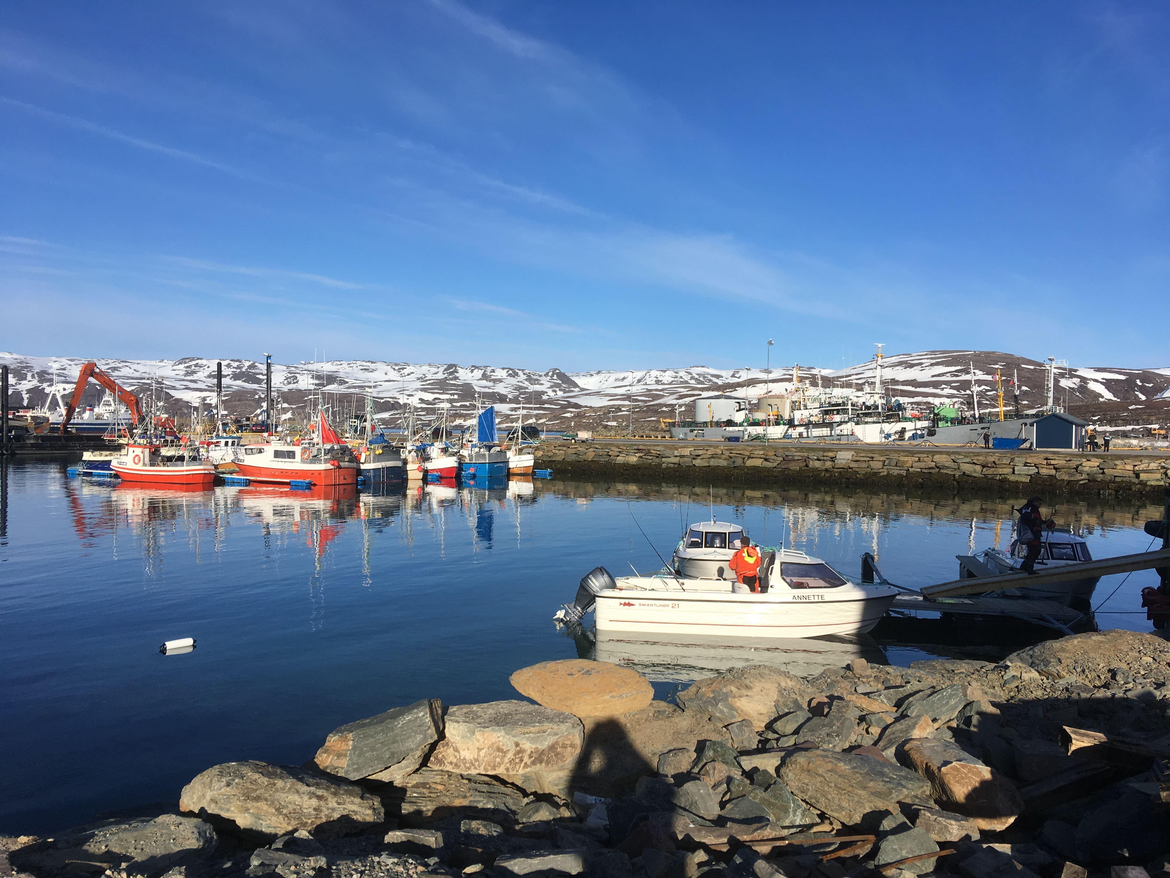 Båtsfjord Brygge