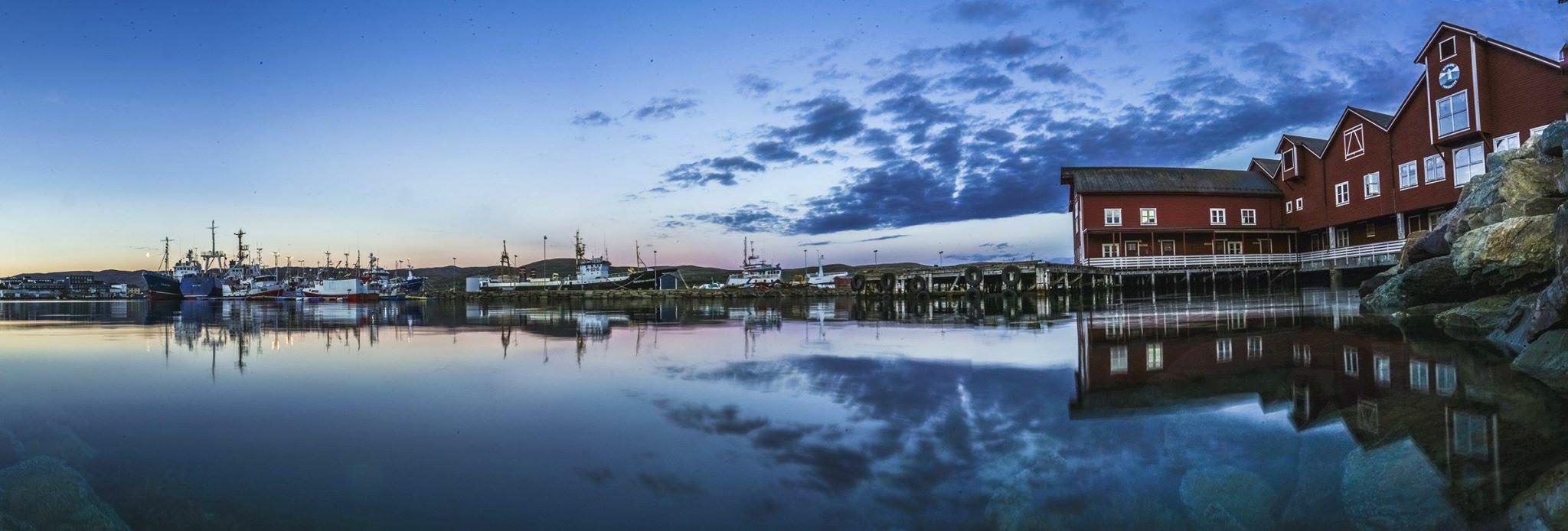 Båtsfjord Brygge - rorbuer