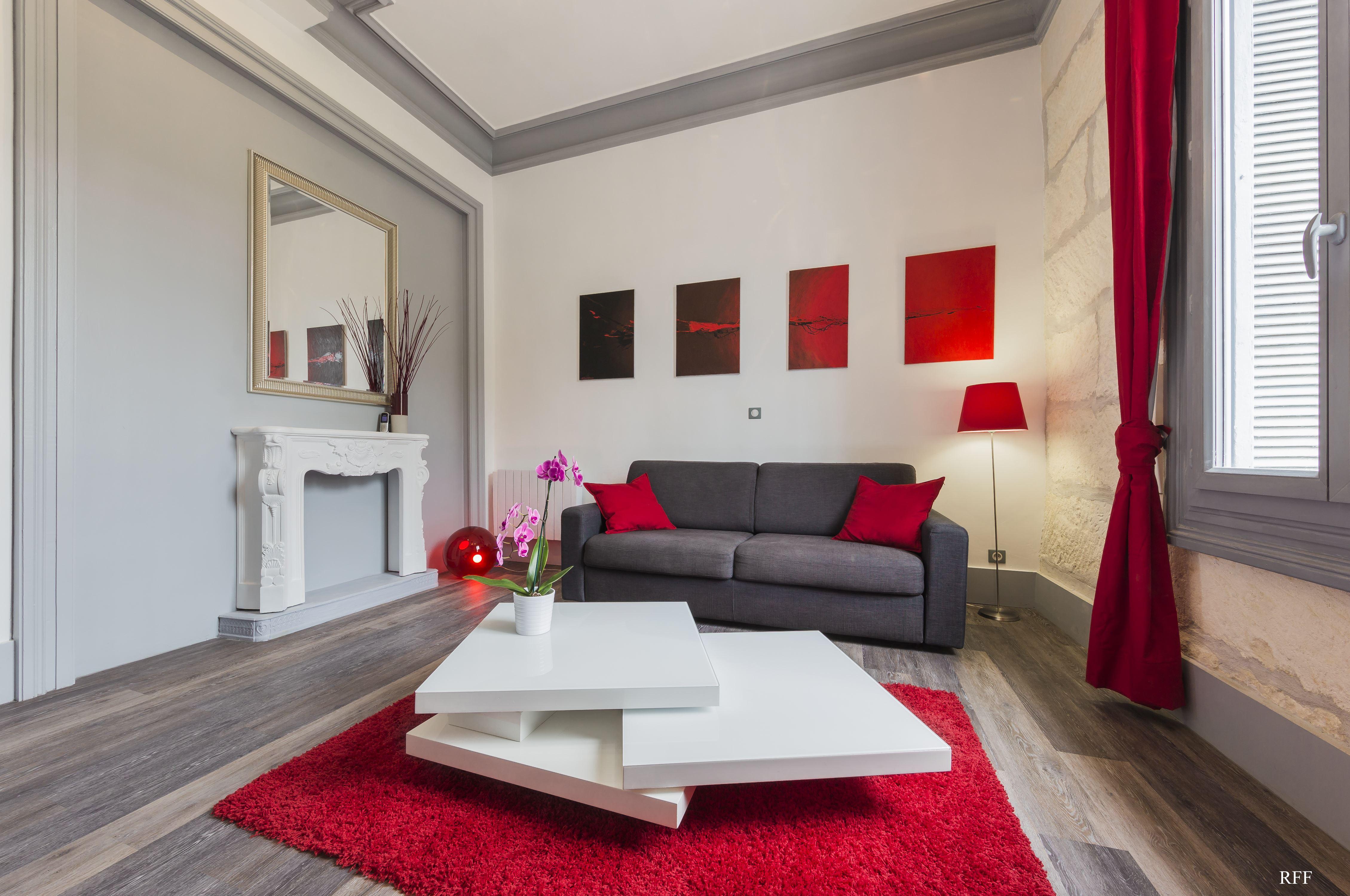 Appartement Du Guesclin Comédie