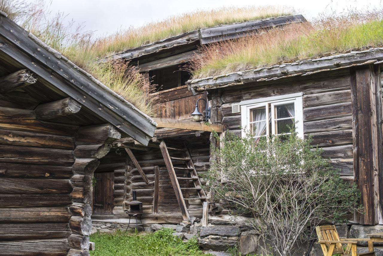 Maria Kampesæter Kleiven - Trollbinde,  © Vigga Vekst , Vernede bygninger