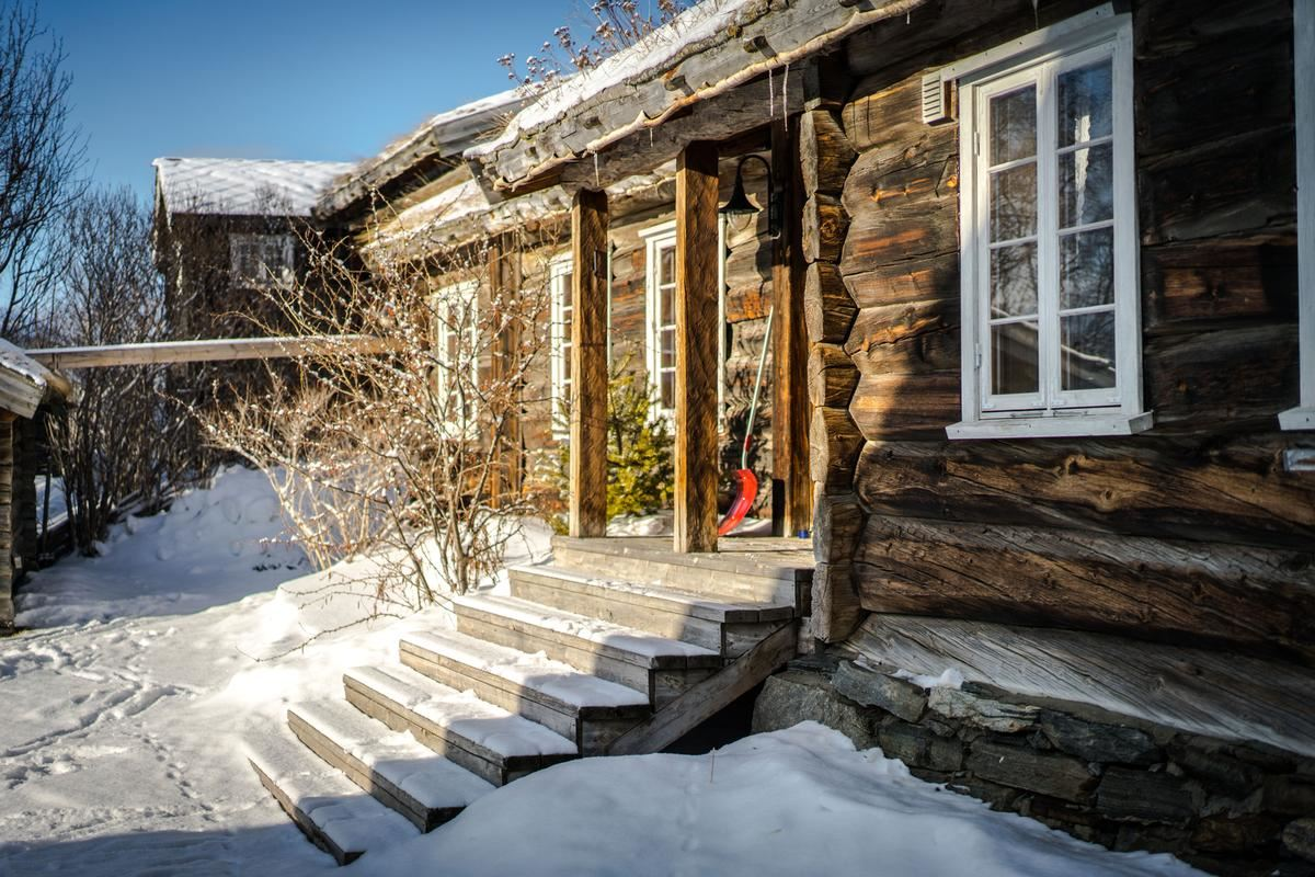 Erland Kirkebøen Husom ,  © Nasjonalparkriket , Utvikling og mestring i vakre Lesja | Vigga Vekst