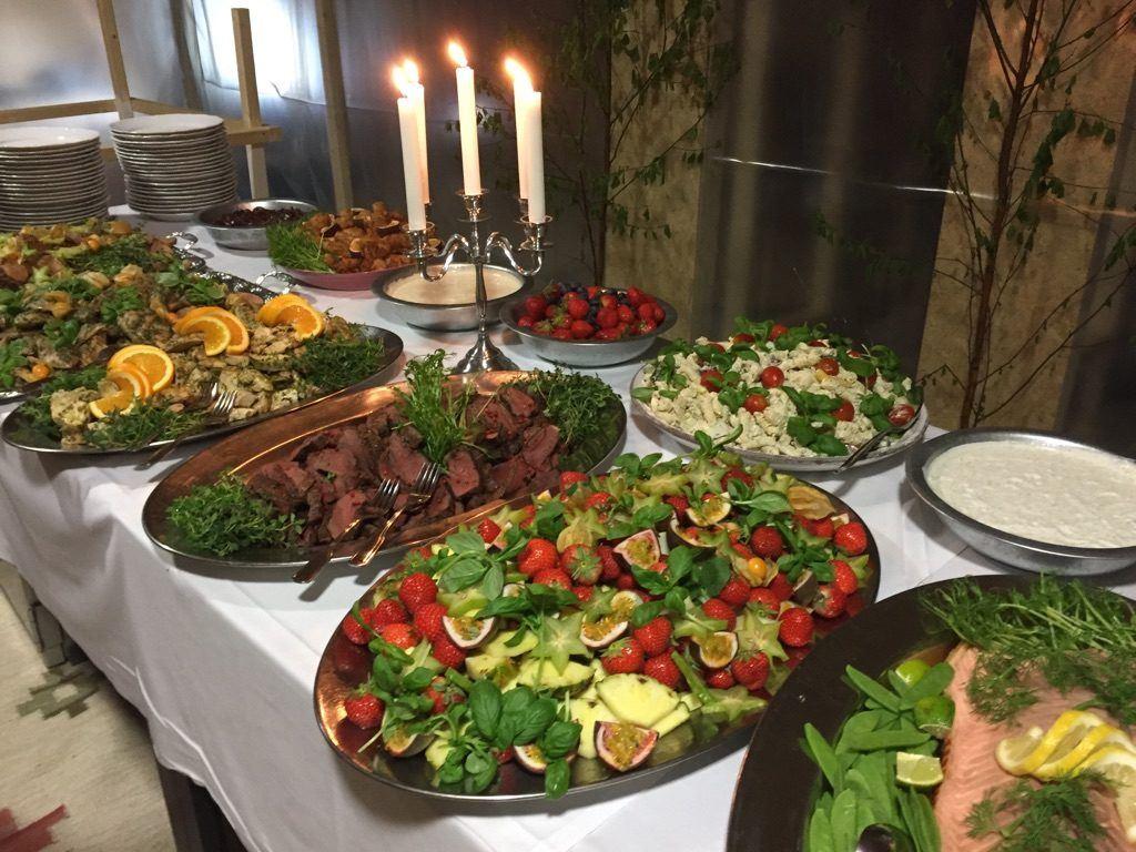 A unique bevarage test with 3-course dinner at Brokamåla Gård