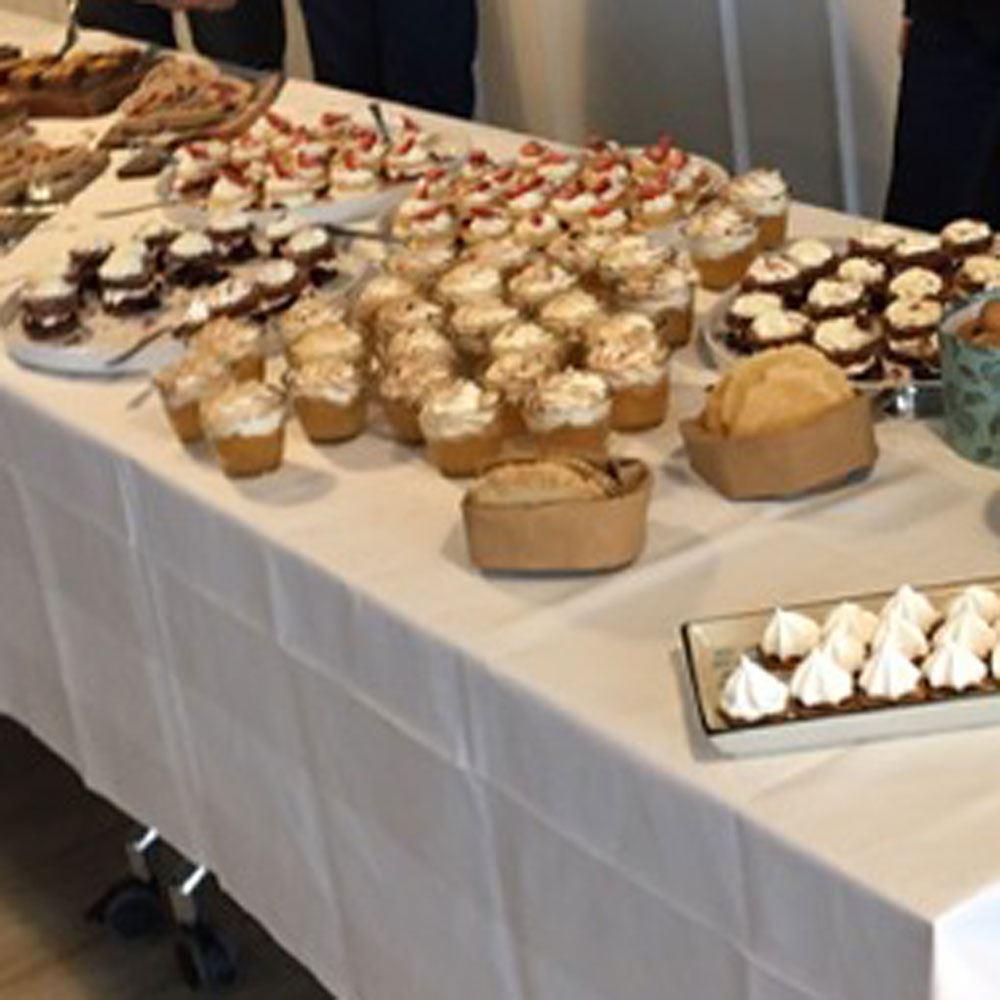 Sønderjysk Kaffebord hos Det Sønderjyske Køkken