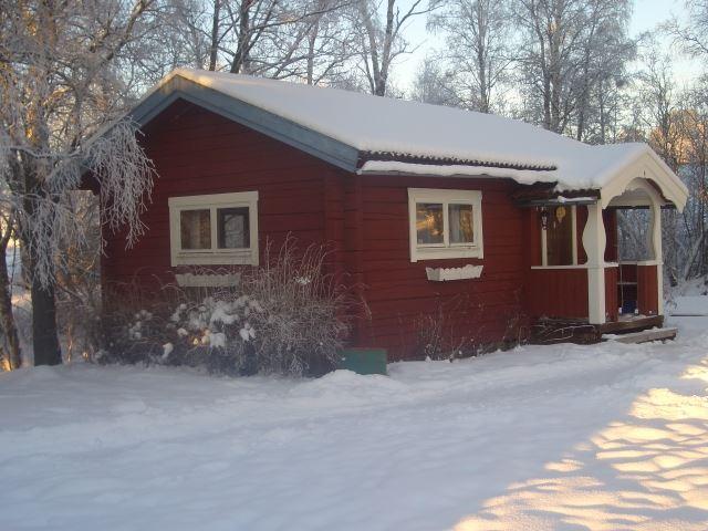 HS015 Stuga i Östersund