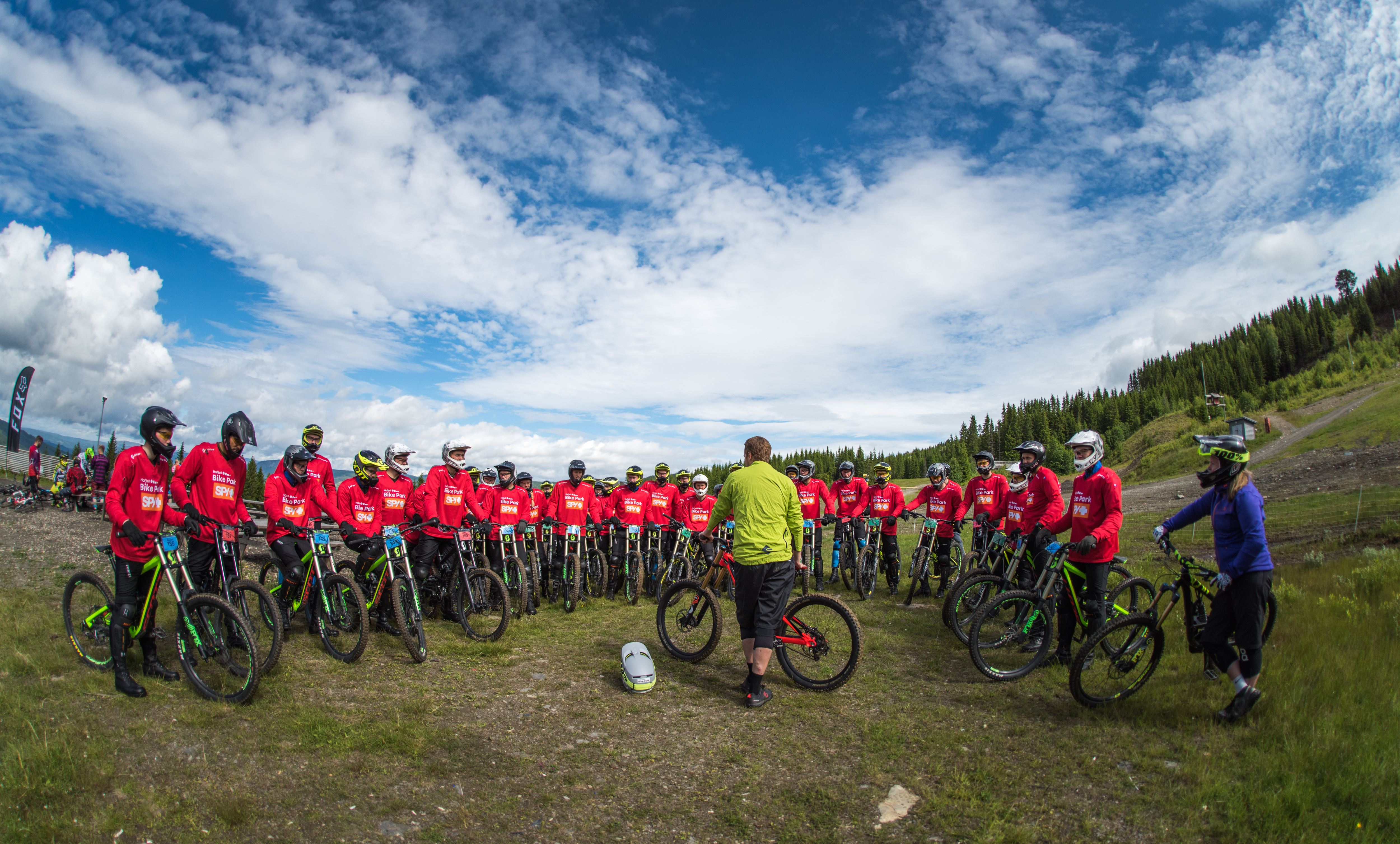 Introkurs Downhill - Hafjell Sykkelskole