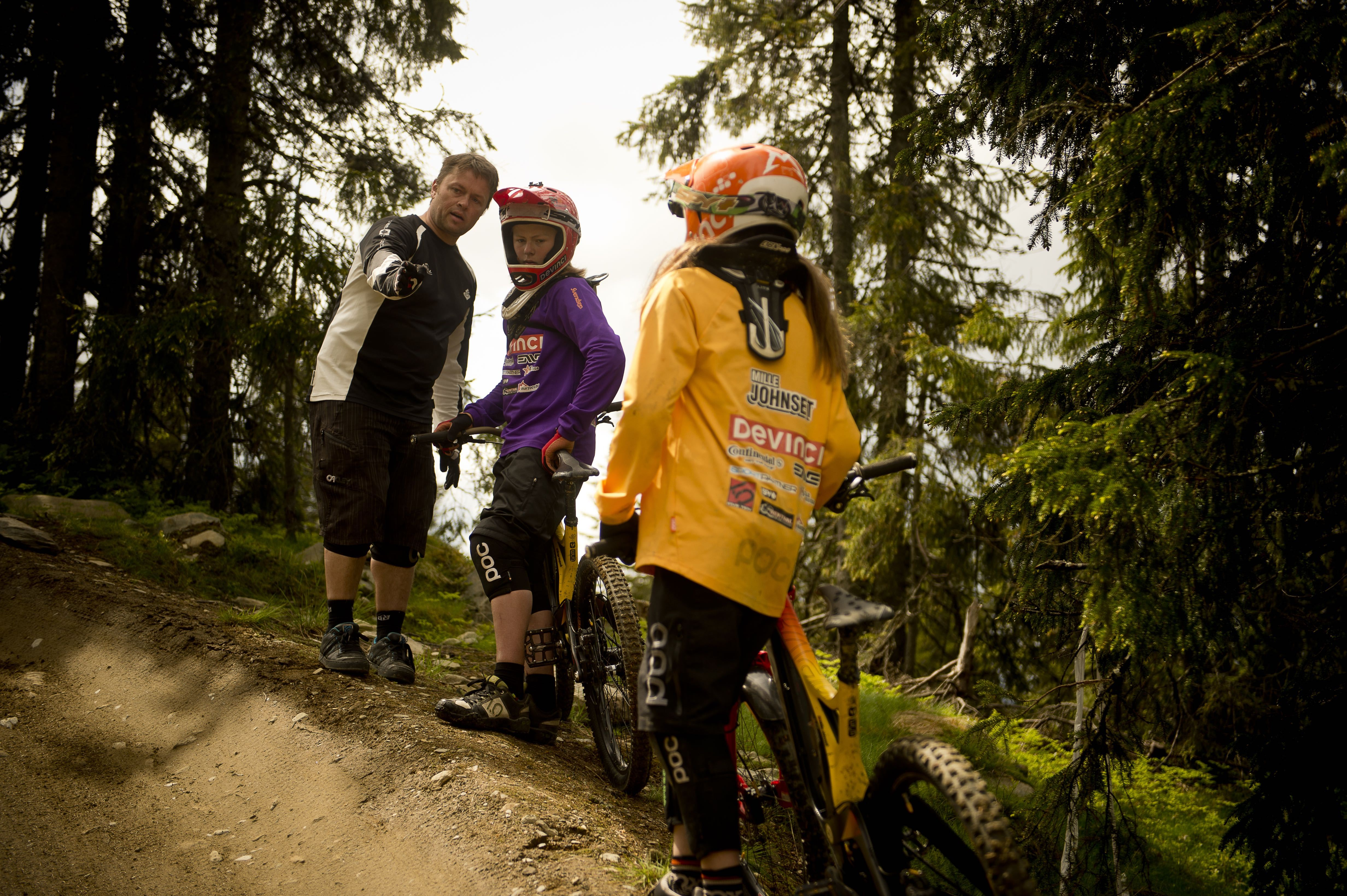 Privat Guide downhill - Hafjell Sykkelskole (90 min)