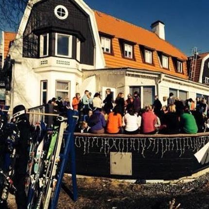 Verandan After Ski & nattklubb