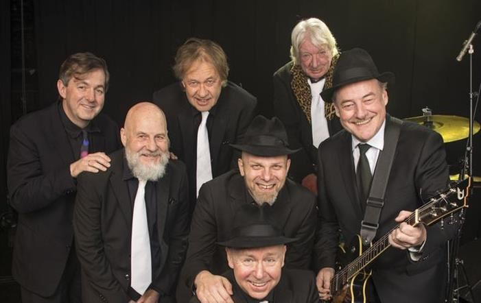 Konsert med Vazelina Bilopphøggers