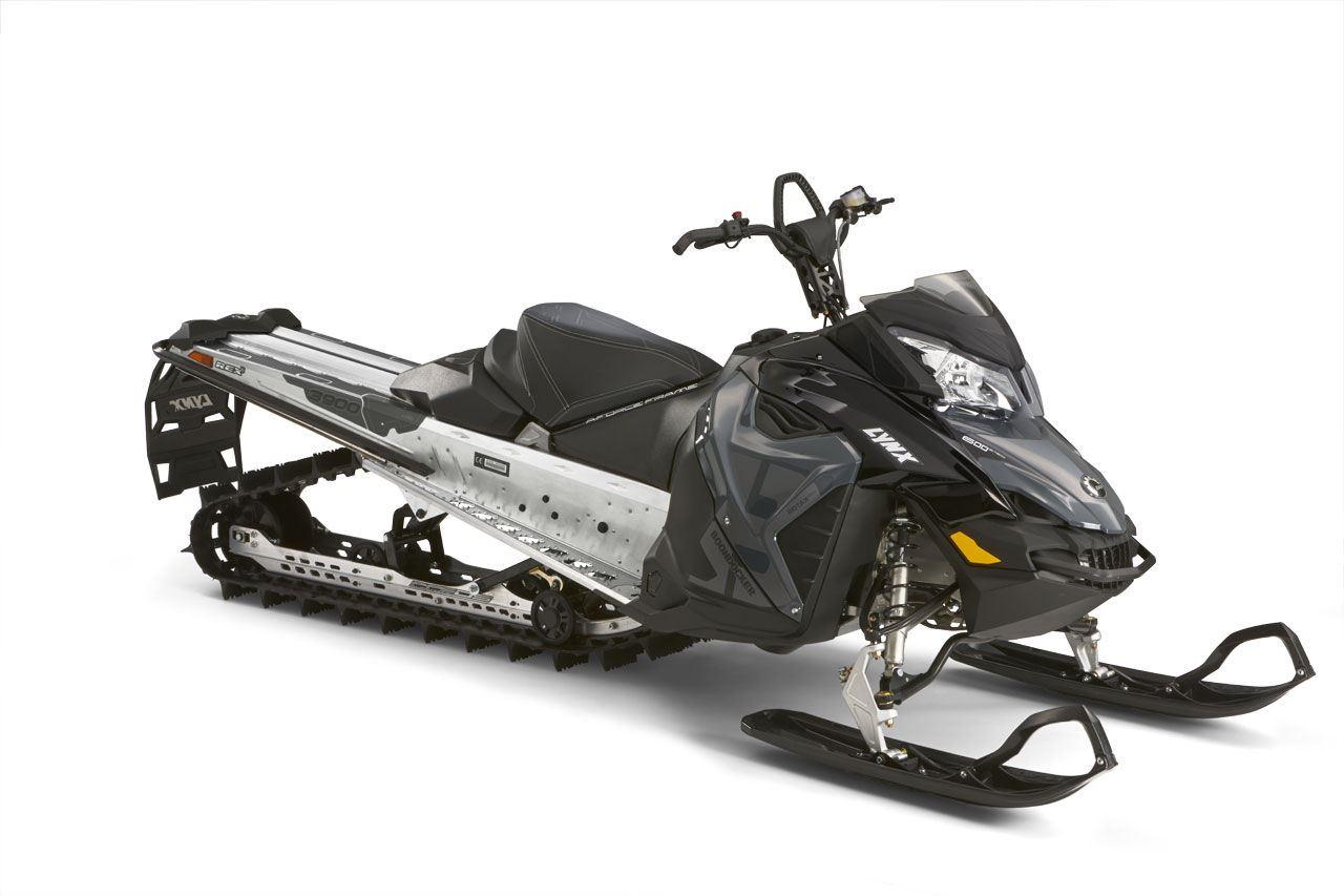 Lynx Boondocker 3700 600 E-TEC (sport)