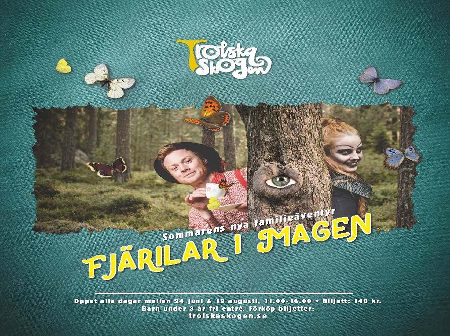 Evenemang i Trolska Skogen