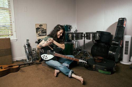 Rockkonsert med Lilly Hiatt(US) & The Hurricane Souls(Z)