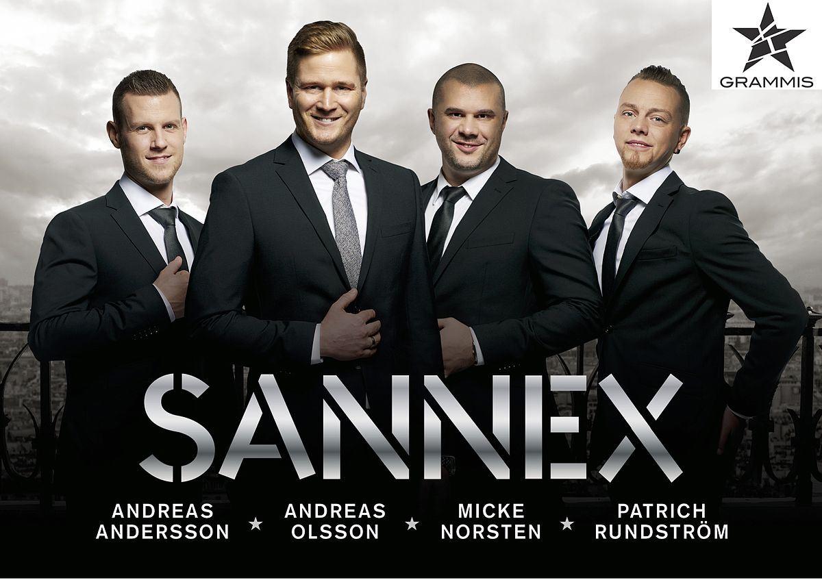 NonStop Dans med Casanovas och Sannex